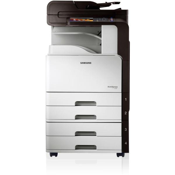 Szybka wydajna kserokopiarka o wysokiej jakości wydruku.
