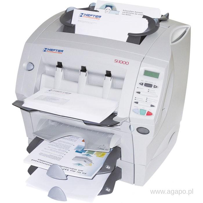 HEFTER Si1000 Basic Regenerowana - maszyna kopertująca, kopertownica