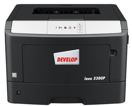 Drukarka laserowa Develop Ineo 3300P wysoka wydajność pracy