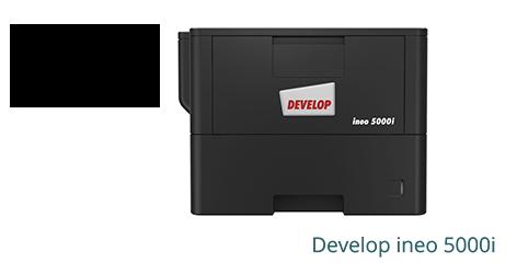 Develop ineo 5000i - następca ineo 4402P/4702P